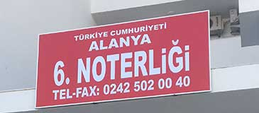 Mahmutlar Now Has Its Own Notary Office